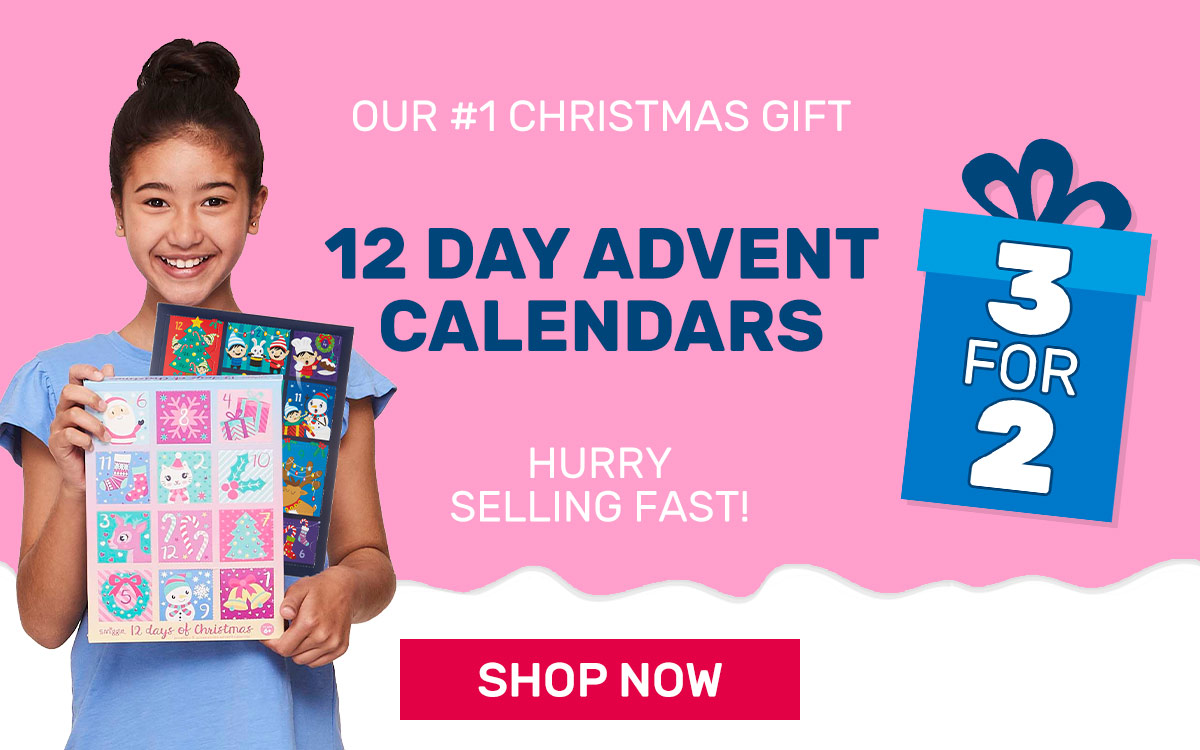 3 FOR 2 - Advent Calendars