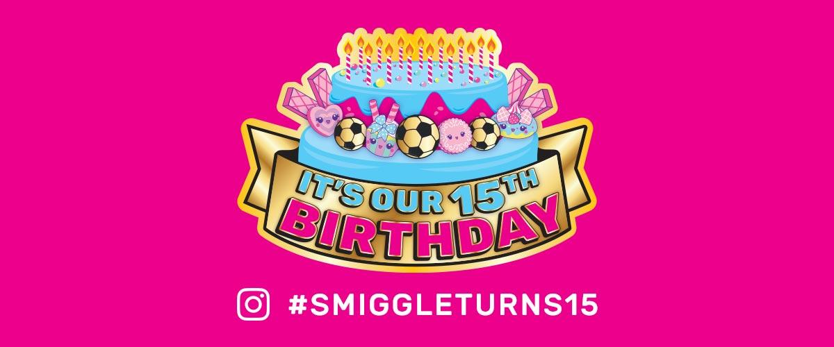 #smiggleturns15